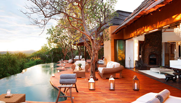 Molori Safari Lodge, Luxe Hideaways