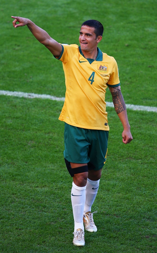 Tim Cahill, World Cup