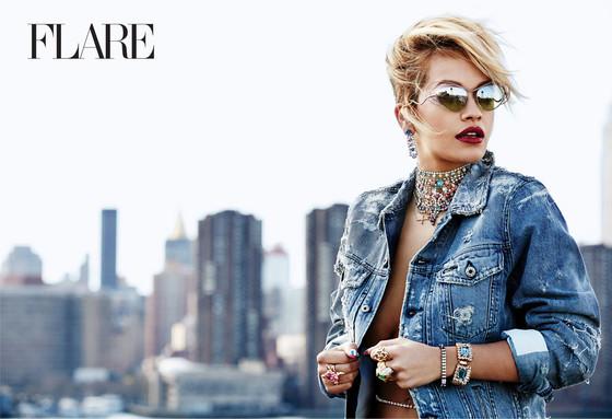 Rita Ora, Flare