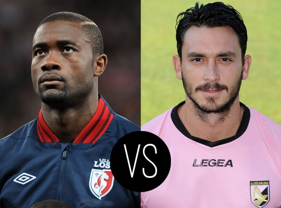 World Cup Hotties, Aurelien Chedjou, Mauricio Pinilla