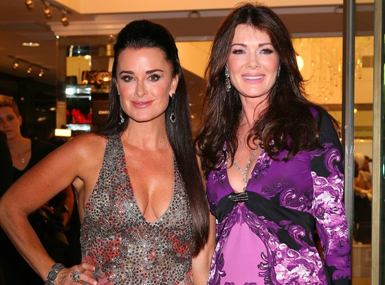 Kyle Richards, Lisa Vanderpump