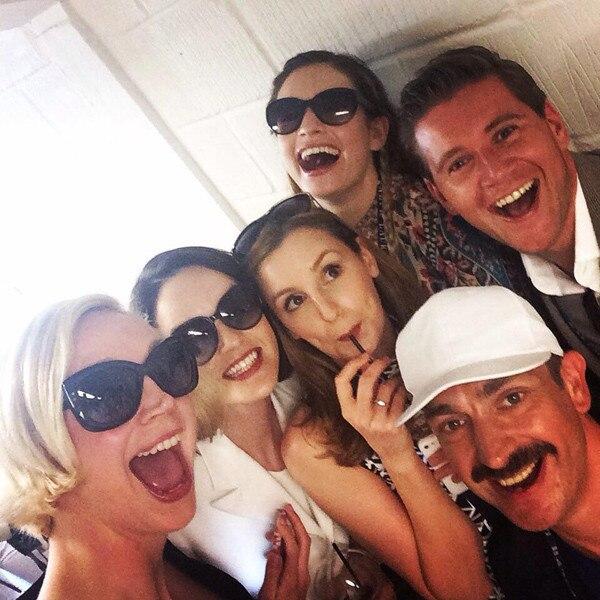 Gwendoline Christie, Instagram, Wimbledon