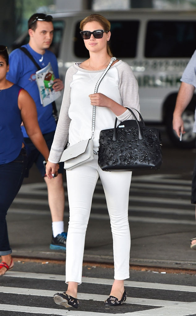 Kate Upton From Celeb Airport Style E News