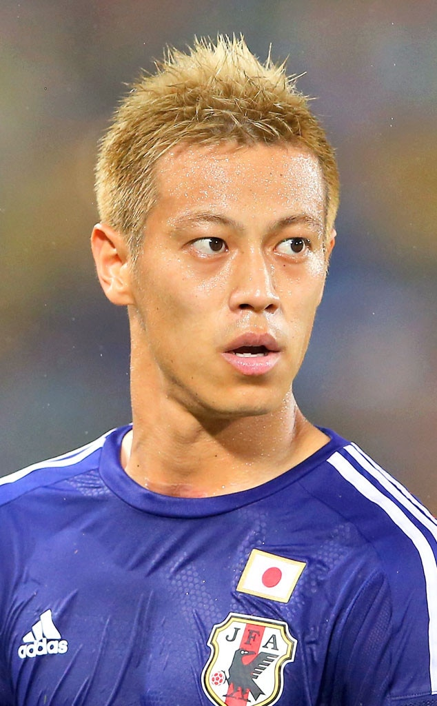 Bad Keisuke Honda From The World Cup S Hairstyles Best