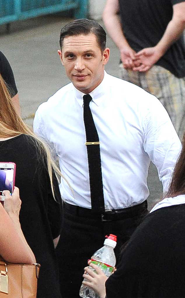 Tom Hardy from The Big...