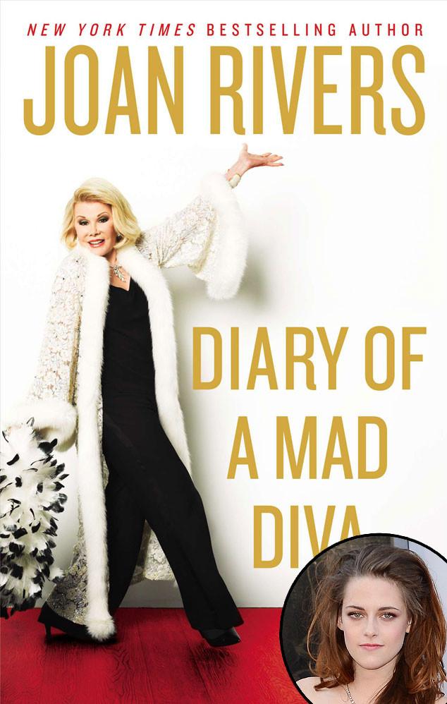 Joan Rivers, Diary of a Mad Diva, Kristen Stewart