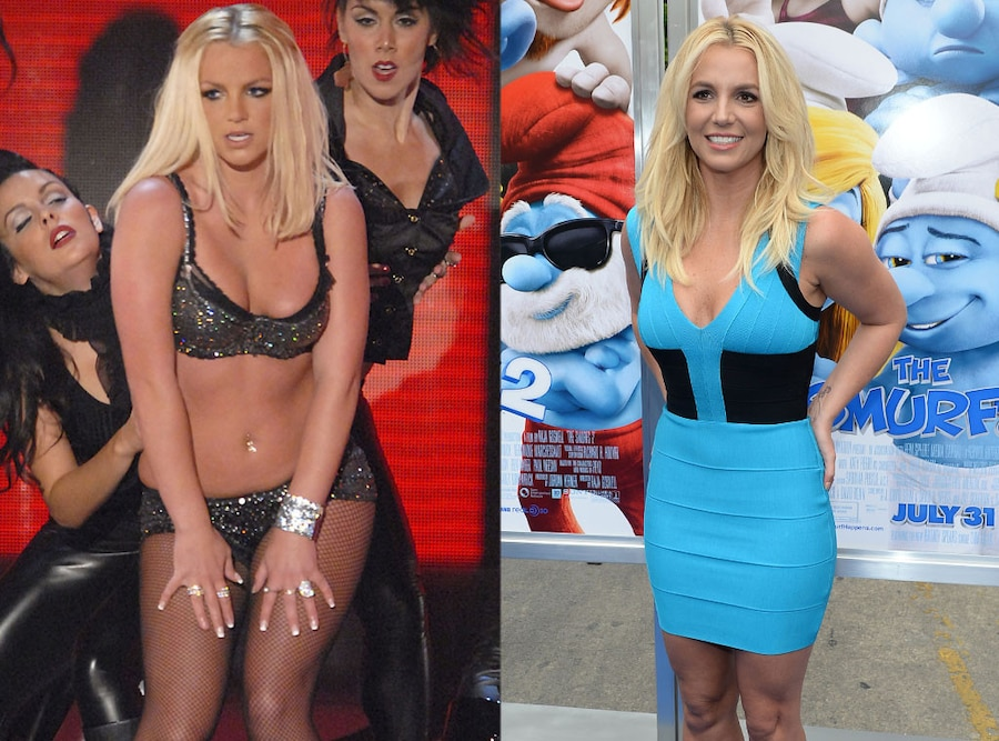 Britney Spears, Plastic Surgery Before and After