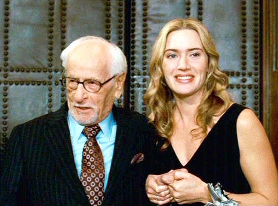 Kate Winslet, Eli Wallach, The Holiday