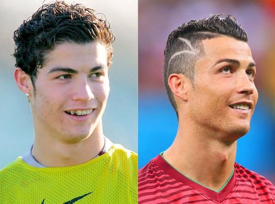 Cristiano Ronaldo, Geek to Chic