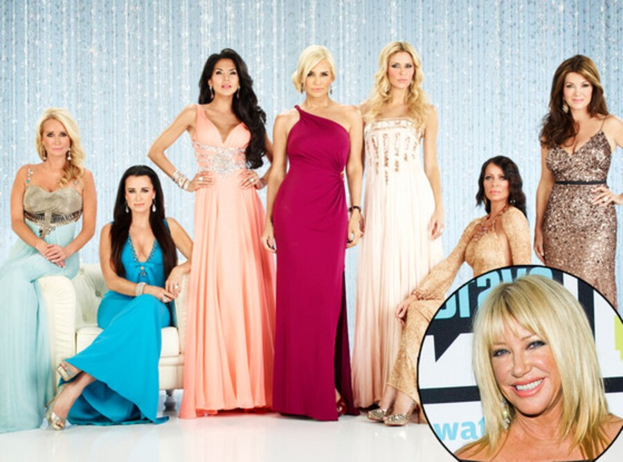 Real Housewives of Beverly Hills, Suzanne Somers