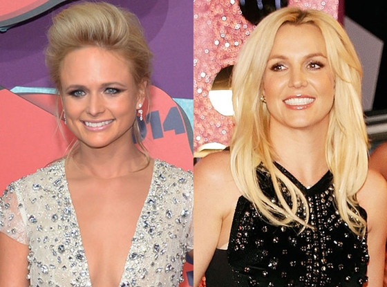 Britney Spears, Miranda Lambert