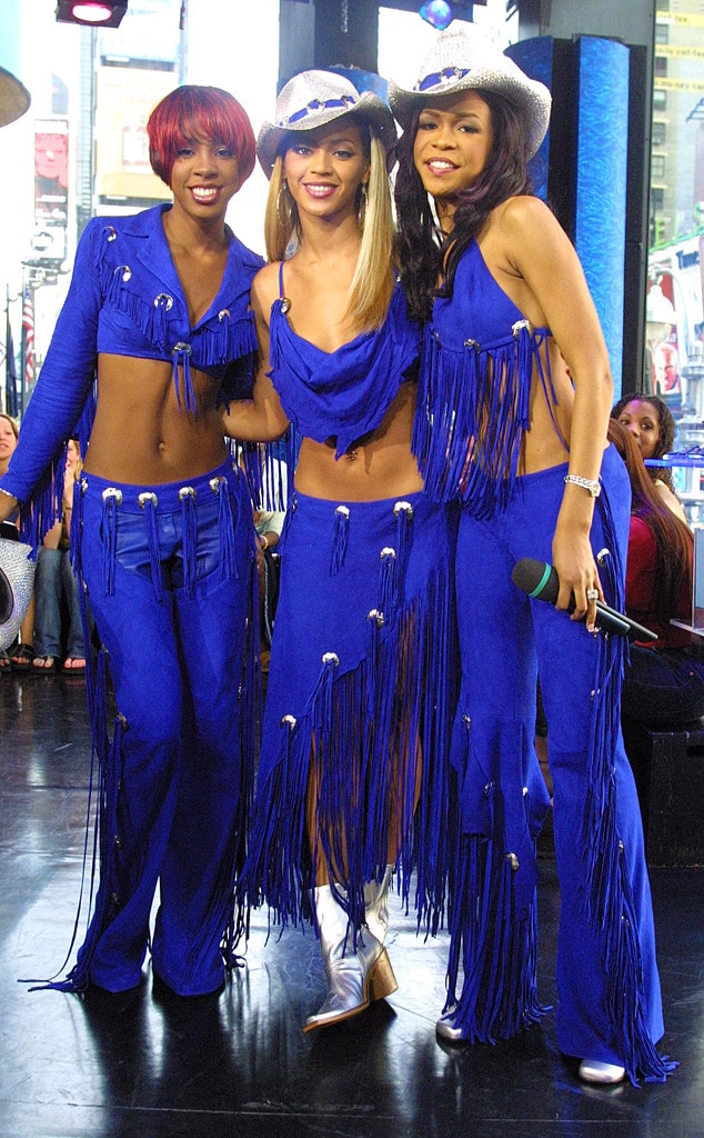 Destinys Child, TRL