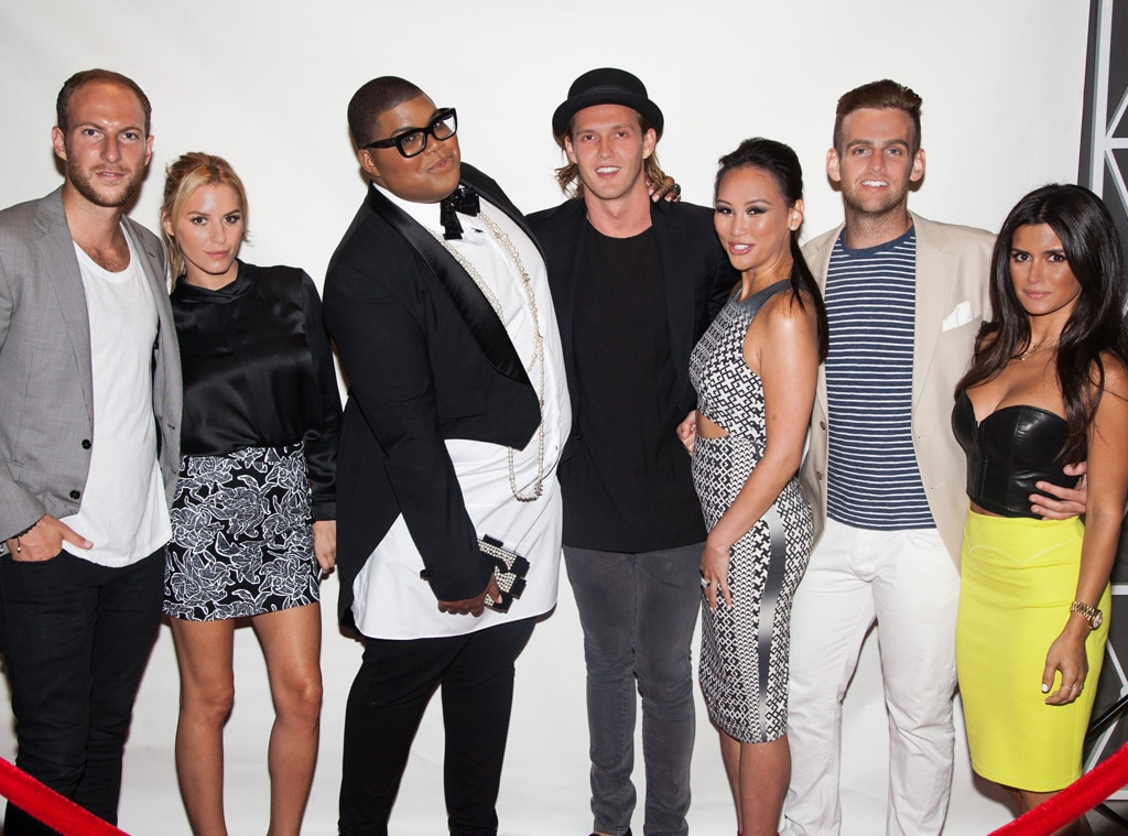 EJ Johnson, Brendan Fitzpatrick, Morgan Stewart, EJ Johnson, Saachi Cywiinski, Dorothy Wang, Jonny Drubel and Roxy Sowlaty