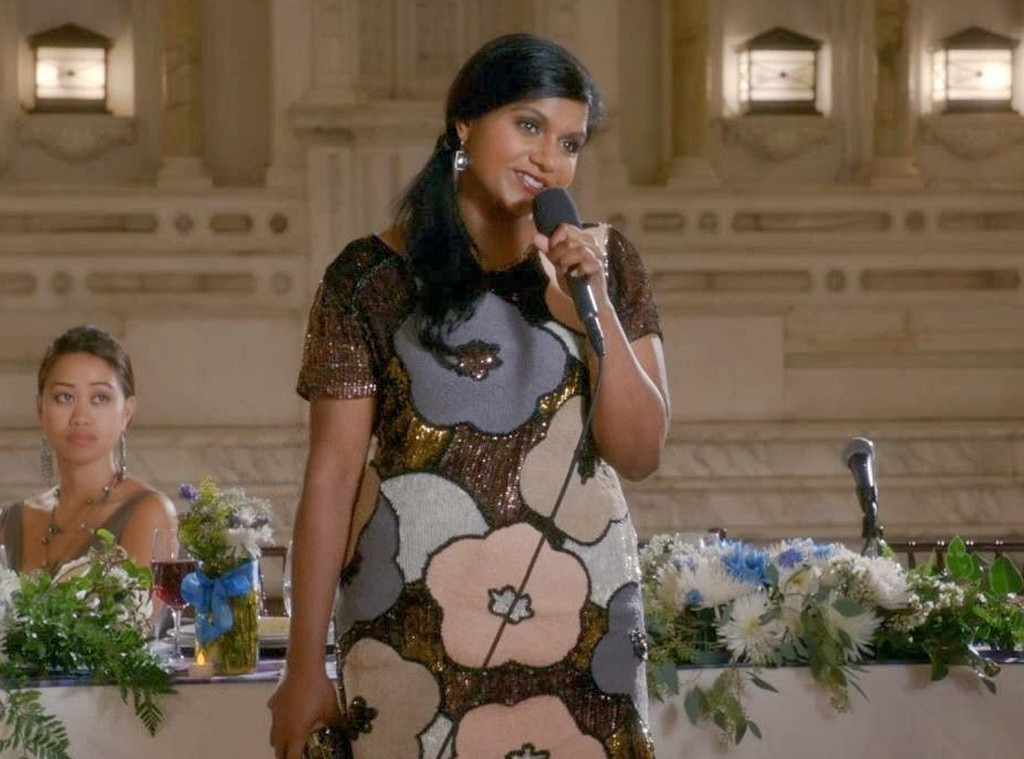 Tragic TV Weddings, Mindy Project