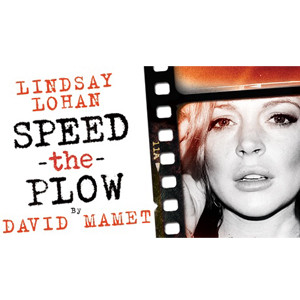Lindsay Lohan, Speed the Plow