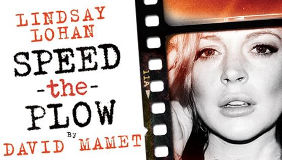 Lindsay Lohan, Speed the Plow