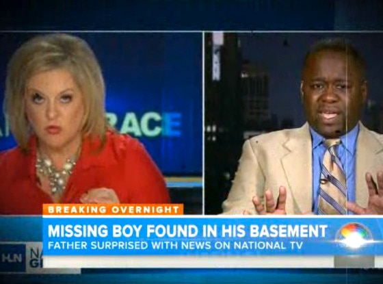 Nancy Grace, Charlie Bothuell