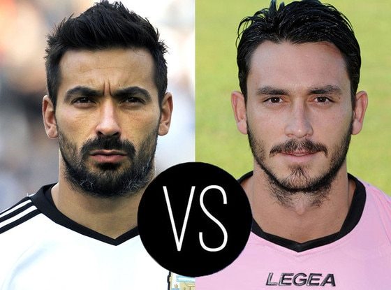 World Cup Hotties, Ezequiel Lavezzi, Mauricio Pinilla