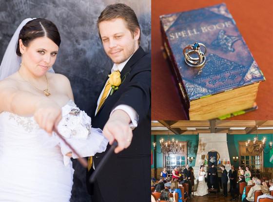 Harry Potter Wedding, Best Wedding Ever
