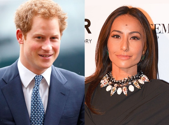 Prince Harry, Sabrina Sato
