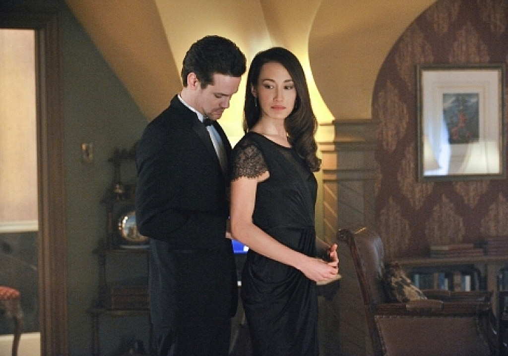 Shane West, Maggie Q, Nikita, Favorite TV Couples