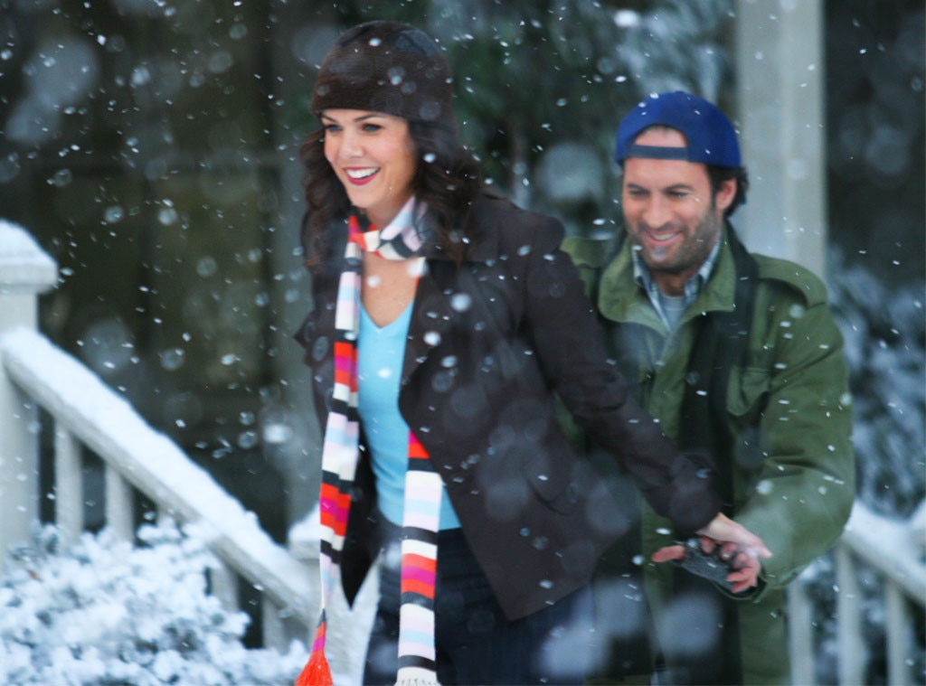 Lauren Graham, Scott Patterson, Gilmore Girls, Favorite TV Couples