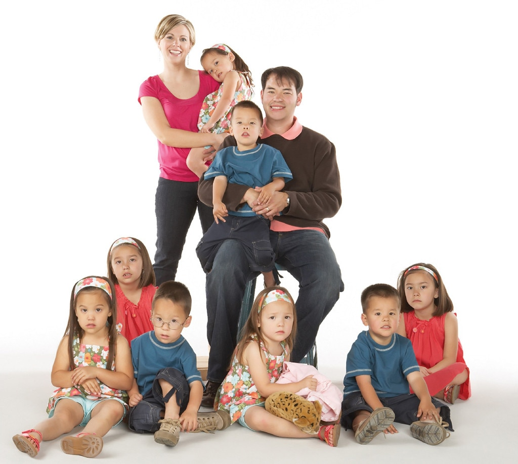 Jon Gosselin, Kate Gosselin, Jon and Kate Plus 8