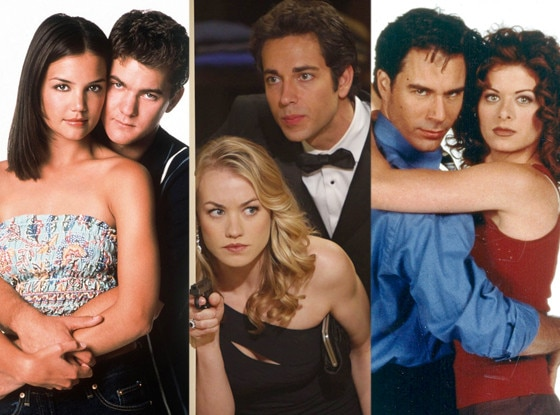 Favorite TV Couples