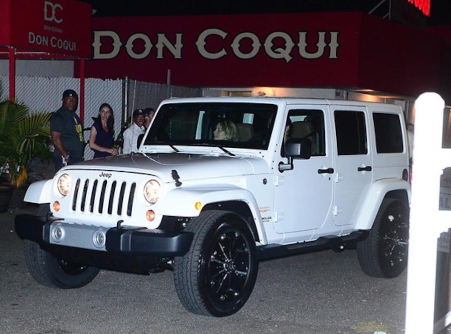 Khloe Kardashian, Birthday Jeep