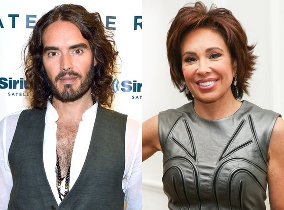 Russell Brand, Jeanine Pirro