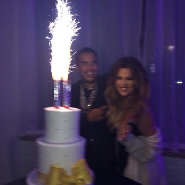 Khloe Kardashian's 30th Birthday Party