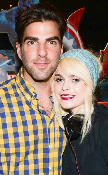 Zachary Quinto, Taryn Manning