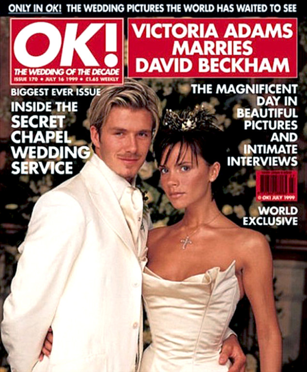 Victoria Beckham, David Beckham, Best Wedding Ever