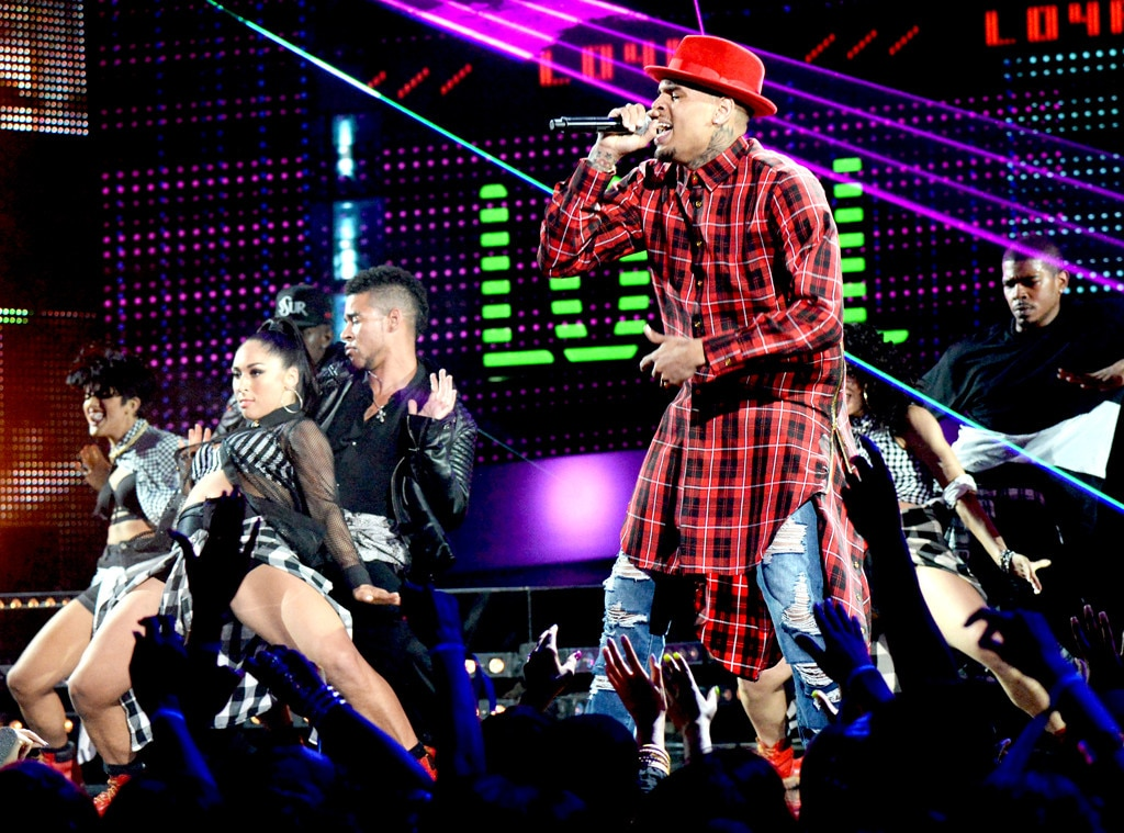 Chris Brown, BET AWARDS