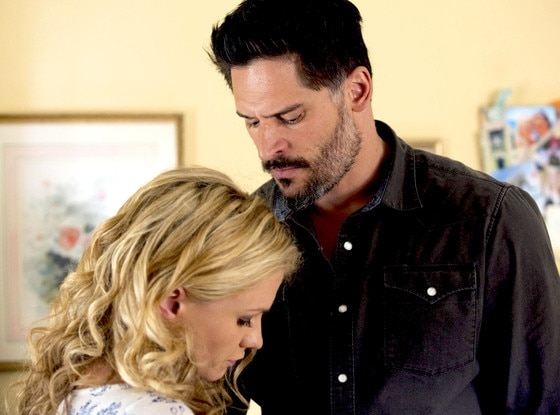 Anna Paquin, Joe Manganiello, True Blood