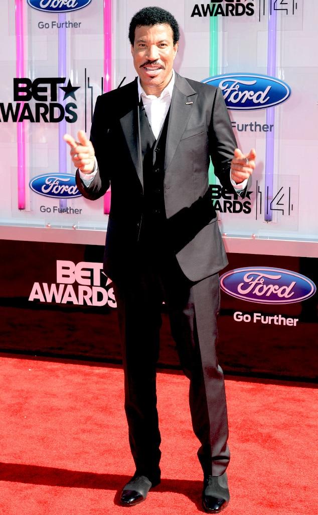 Lionel Richie, BET AWARDS