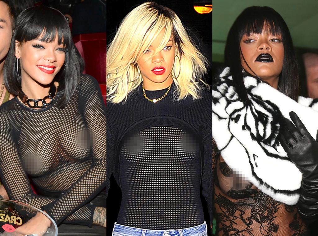 Rihanna, Nipple