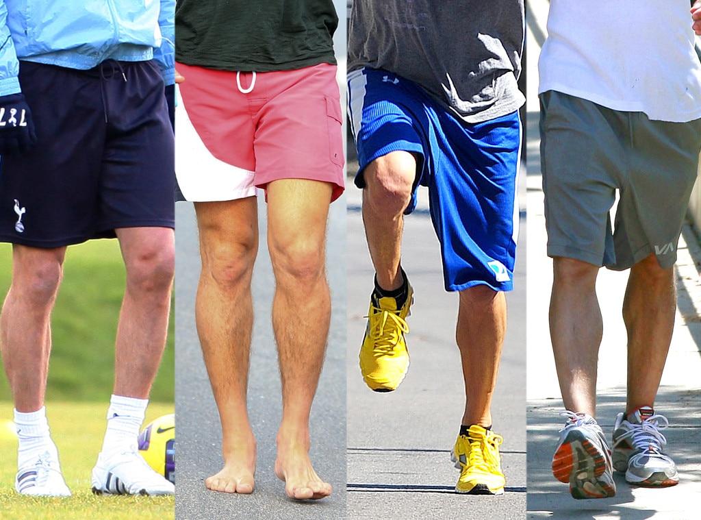 Best Legs, David Beckham, Gerard Butler, Josh Duhamel, Ryan Philipe