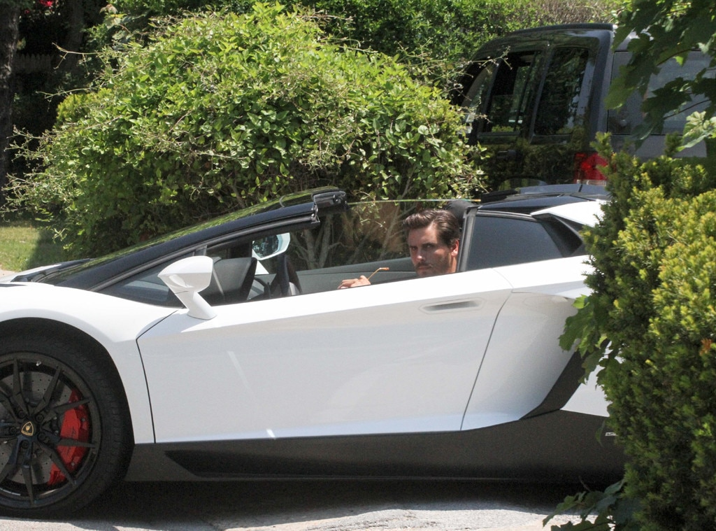 Scott Disick, Cars