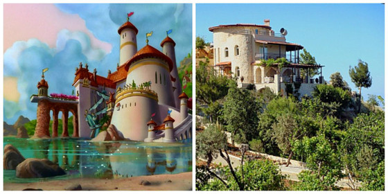 Disney Dwellings