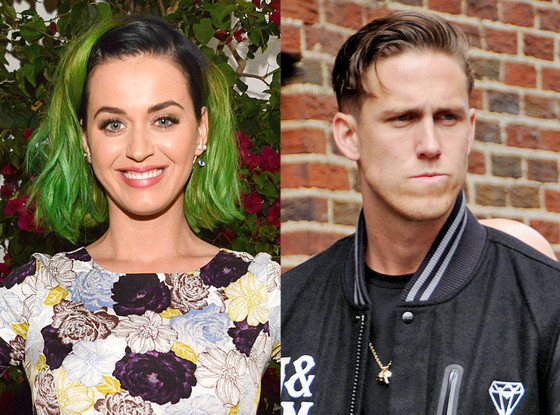 Katy Perry, Robert Ackroyd