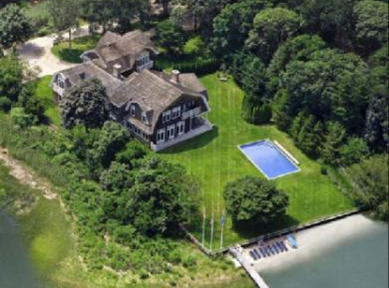 Khloe Kardashian, Kourtney Kardashian, Hamptons Home