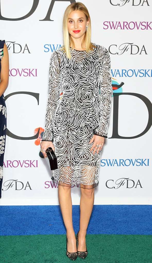 Whitney Port, CFDA