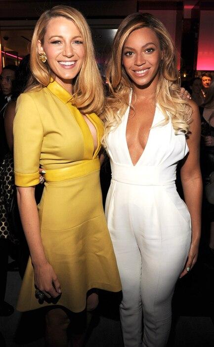 Blake Lively, Beyonce