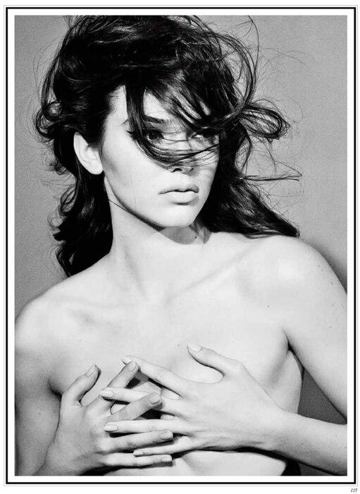 Kendall Jenner, Interview Magazine