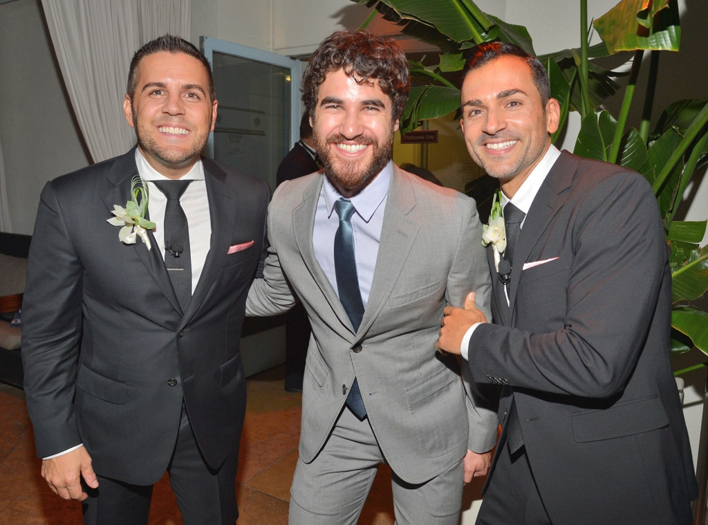 Paul Katami, Jeff Zarrillo, Darren Criss