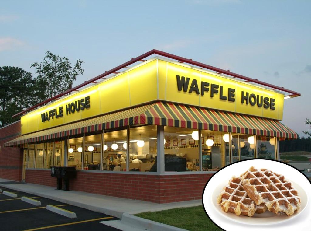 Waffle House, Belgian Waffle
