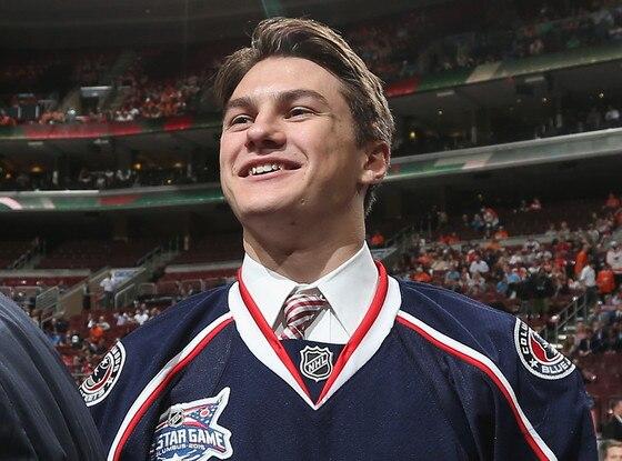 Blake Siebenaler, NHL Draft