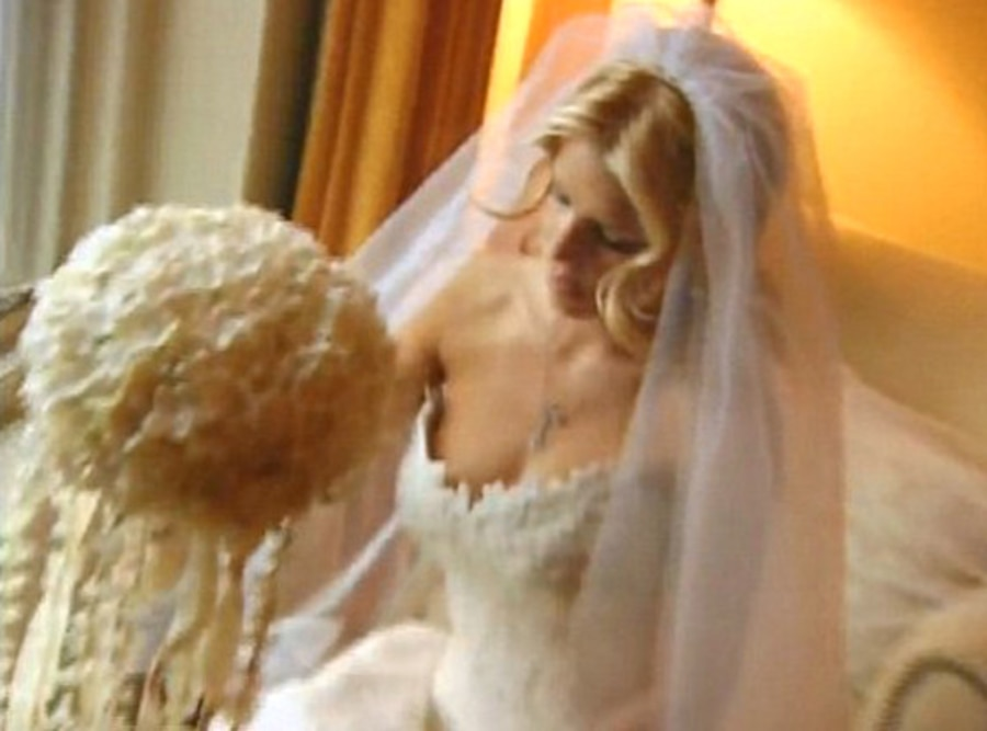 Jessica Simpson, Wedding