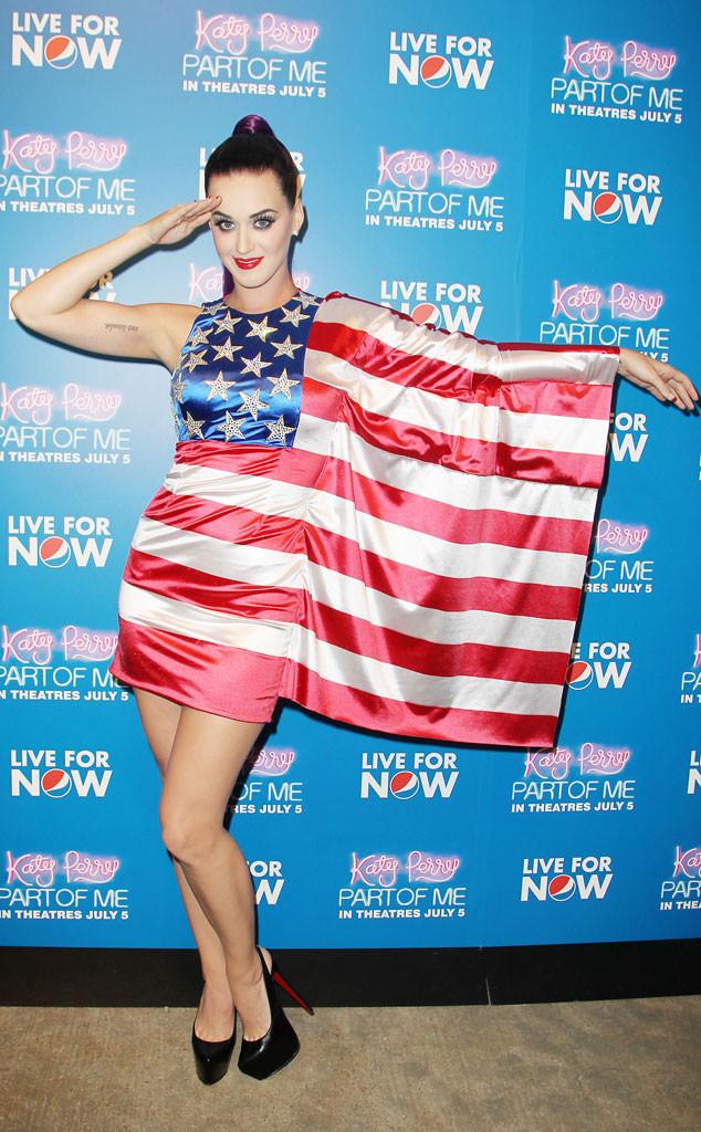 ESC: Katy Perry, Zanna Do's and Don't, July 4th